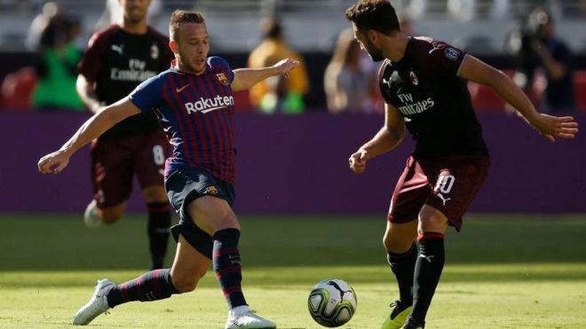 El gran problema del FC Barcelona con los extracomunitarios