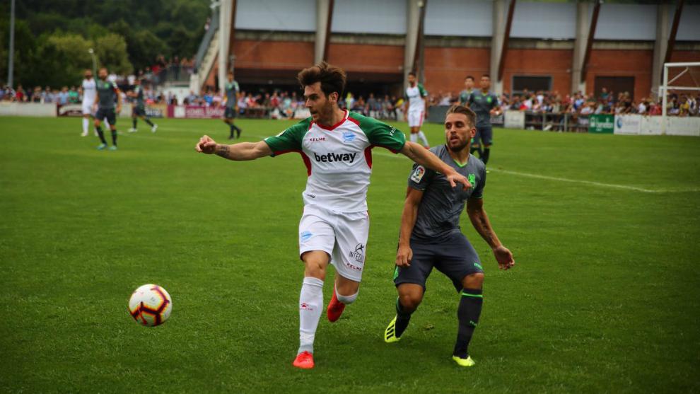 Imagen del Real Sociedad 1-1 Alavés