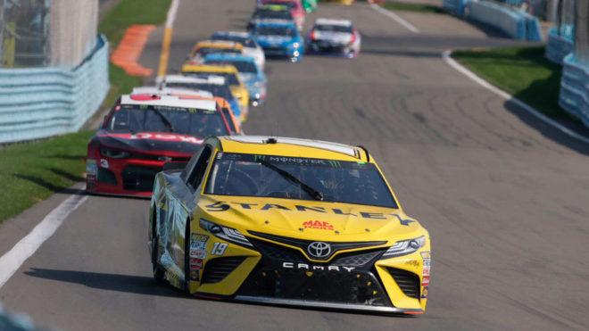Suárez ha encontrado regularidad en NASCAR.