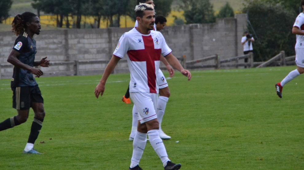 Serdar Güler debuta con el Huesca