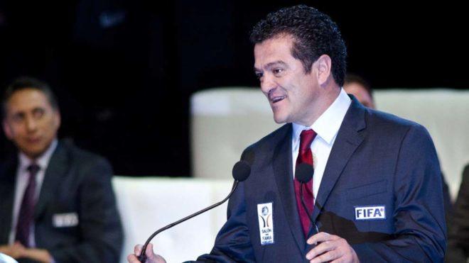 Carlos Hermosillo contento con el funcionamiento del equipo.