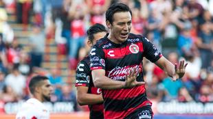 Erick Torres se reencontró con el gol.