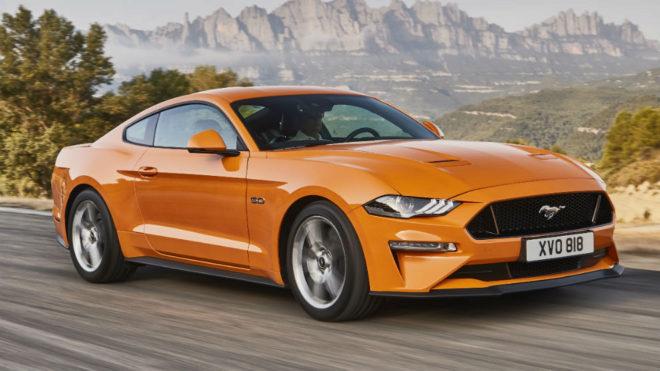 Ford de fiesta, rompen la marca de los 10 millones de mustangs