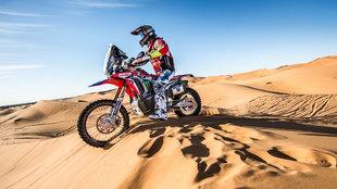 Barreda liderará a Honda en el Rally Atacama