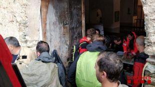 Dispositivo de búsqueda del hombre desaparecido en Vall de Cardós