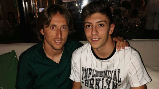 Modric and Gelabert