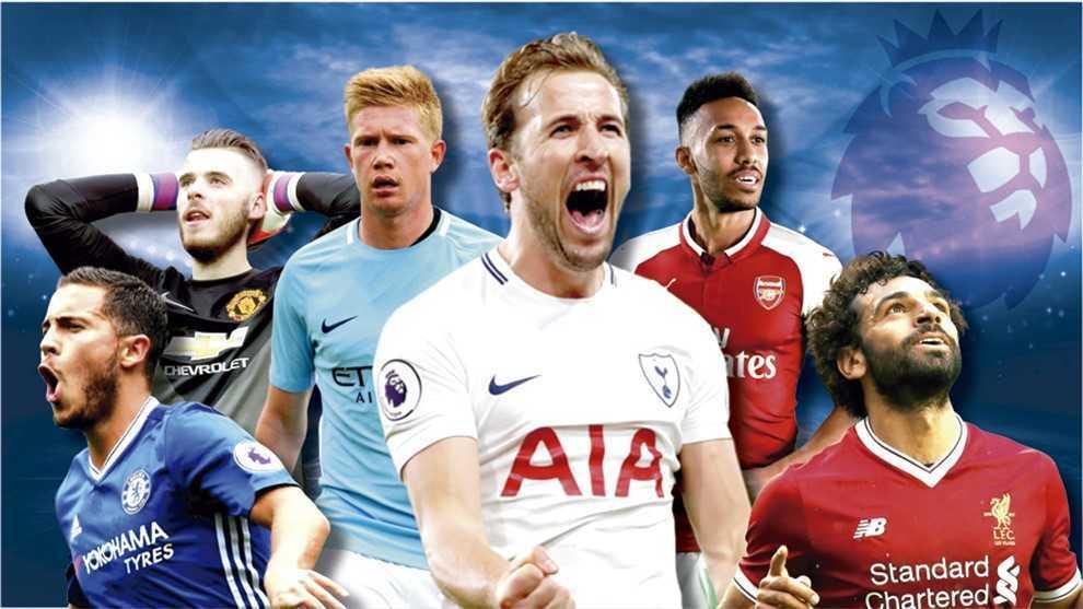 Manchester City Contra Chelsea: Premier League: Liverpool, Chelsea, Manchester United