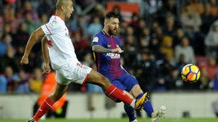 Barça y Sevilla, a por el primer título del año.