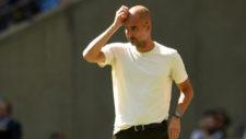 """Guardiola: """"Este año no teníamos más dinero"""""""