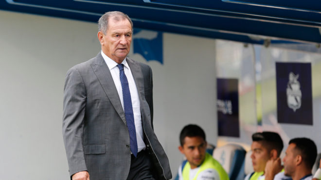 """Liga MX Opening 2018: Enrique Meza: """"A shame for what we are doing"""""""