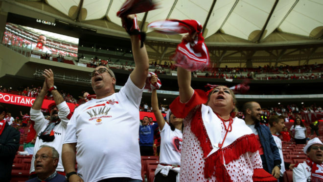 Sevilla threaten Super Cup action over non-EU players