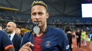 Tuchel: Neymar is a leader when he is happy