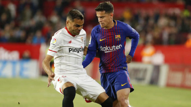 Dembele the hero for Barcelona in Spanish Supercopa win over Sevilla