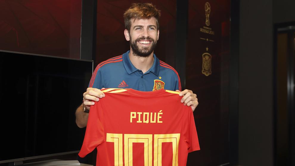 Piqué no volverá a jugar en la selección española
