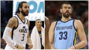 Ibaka vs Willy y Ricky vs Marc, primeros duelos entre los españoles en la NBA