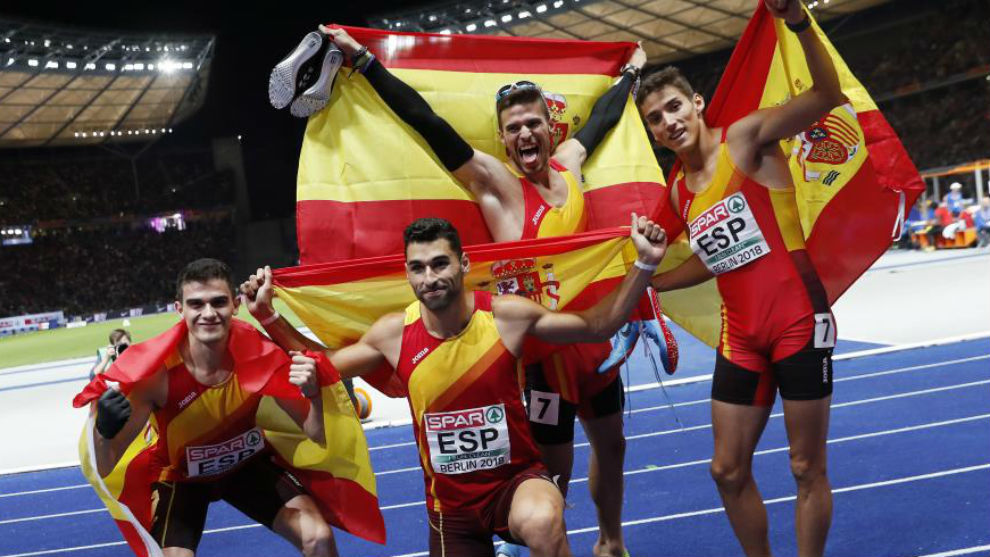 Los 'Spanish Beatles' celerban el bronce