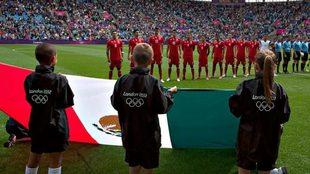 Los mexicanos mostraron unión durante todo el torneo