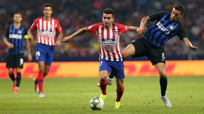 El Atlético no puede previo a la Supercopa.