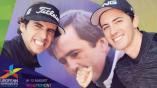 Pedro Oriol y Scott Fernández, una de las parejas españolas en...