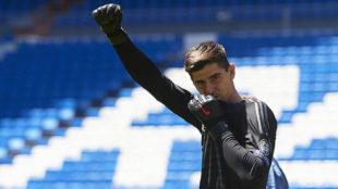 """""""Si la familia de Courtois estuviera en Londres no se hubiera ido al Real Madrid"""""""