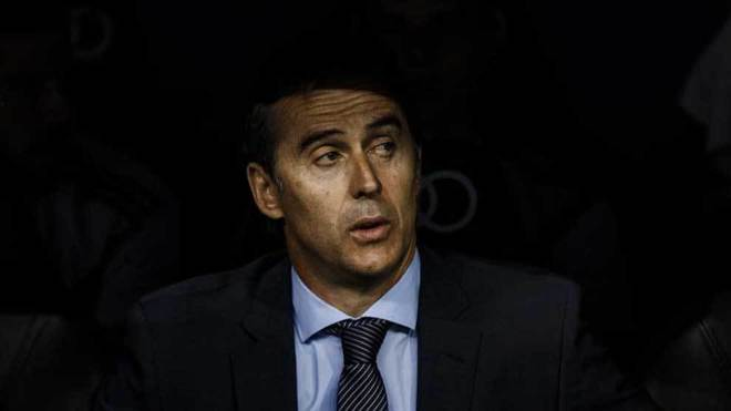 Real Madrid coach Lopetegui: Atletico beat us because of small errors