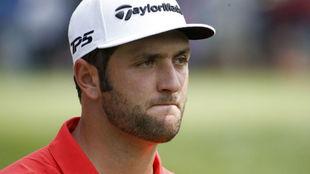 El golfista español Jon Rahm.
