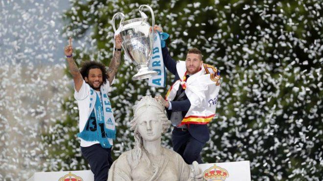 Marcelo & Sergio Ramos