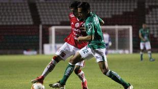 Mineros venció 4-3 a León.