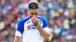 La Comisión Disciplinaria analizará la expulsión de Pablo Aguilar