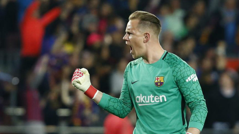 laliga barcelona ter stegen proves valverde right marca in english