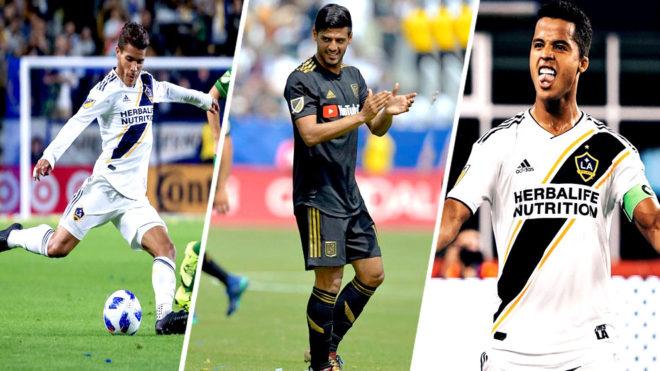 El LAFC y el Galaxy, obligados a ganar en la jornada entresemana