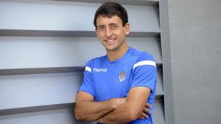 Oyarzabal, jugador de la Real Sociedad.