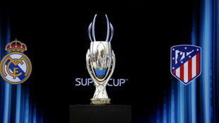 Imagen promocional de la Supercopa de España 2018