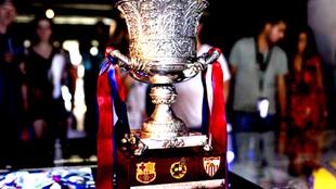 Barcelona volvió a conquistar la Supercopa