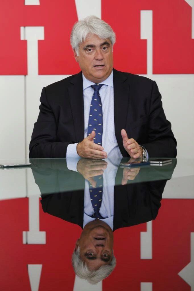 Entrevista y visita a Marca de Oriol Serviá y Mark Miles