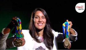 """Liliana Ibañez: """"Nunca pensé ganar nueve medallas"""""""