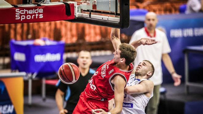 Roko Prkacin, hijo de Nikola Prkacin, es uno de los mejores jugadores...
