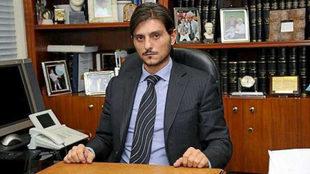 Dimitris Giannakopoulos, propietario del Panathinaikos