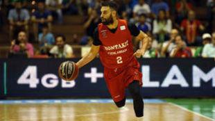 Marko Popovic volverá a ser uno de los referentes del Montakit...