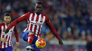 Martínez tuvo un paso fugaz por el Atlético de Madrid