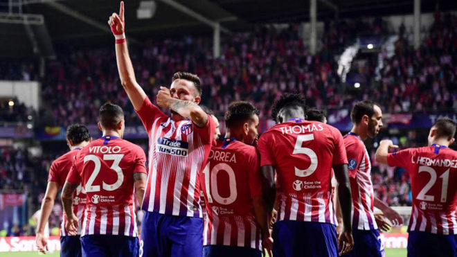 Image result for atletico win super Cup
