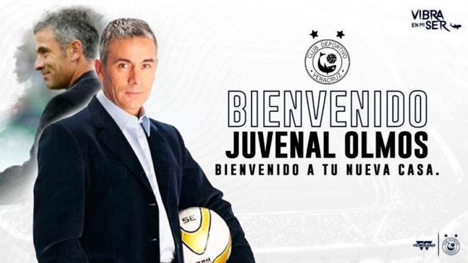 Juvenal Olmos debutará en la jornada 5 de la Liga MX