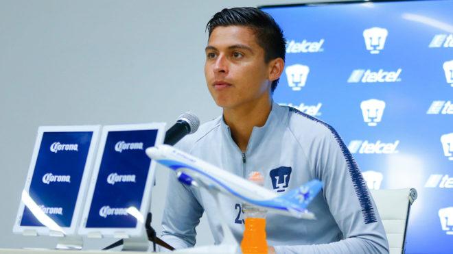 Pumas confia pegarle al Monterrey en su nuevo estadio