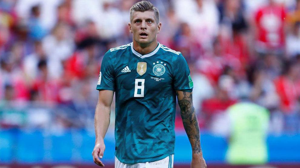 Kroos y su dura crítica a Özil