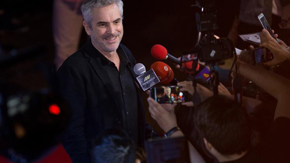 Alfonso Cuarón lanza tráiler de su película