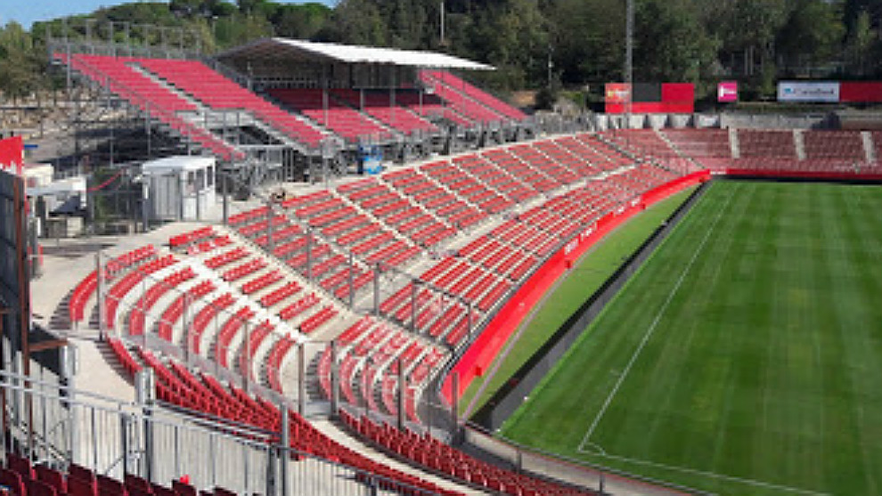 Partido Girona-Valladolid el viernes 17 de agosto a las 20:15 en...