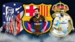 Madrid, Barça o Atlético, ¿quién tiene mejor equipo?
