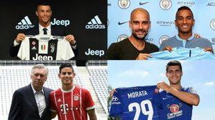 Plan B collapses: Morata, James, Pepe, Danilo, Mariano, Kovacic... and...