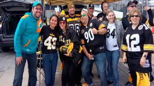 La gente vivió con nosotros el Steelers vs Packers de pretemporada.