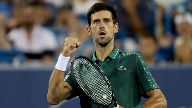 Final para alquilar balcón en Cincinnati: Federer vs. Djokovic